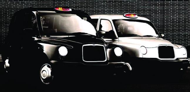 33 London Taxi