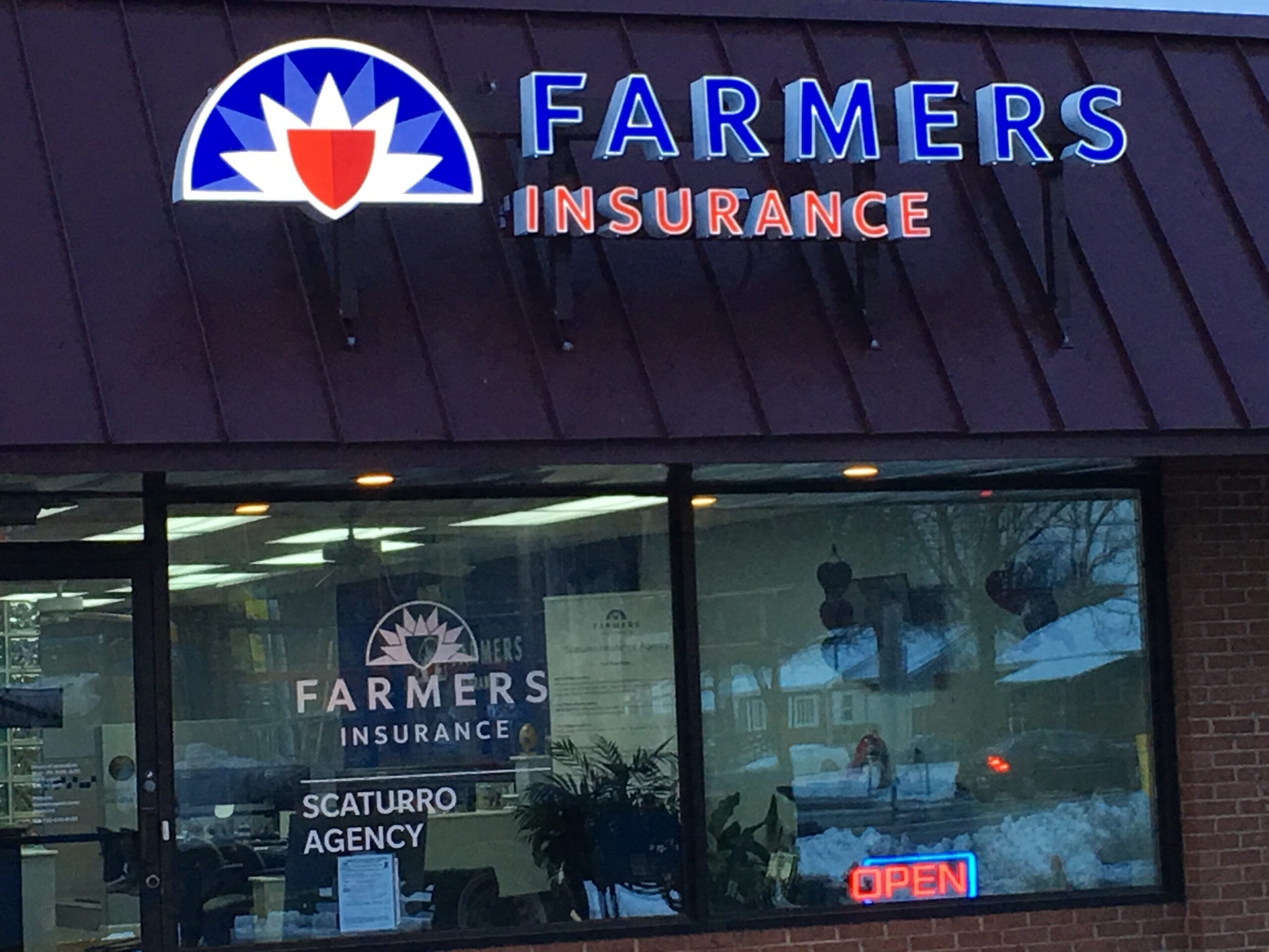 Scaturro Agency LLC. / Farmers Insurance