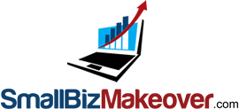 SmallBizMakeover.com Website Design